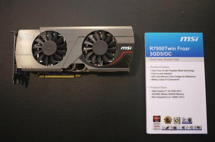 MSI R7950 Twin Frozr III