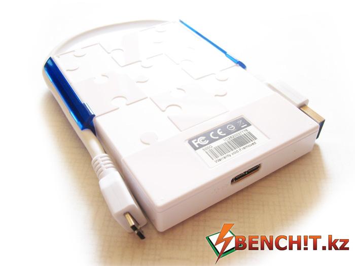 Внешний вид ADATA DashDrive H610