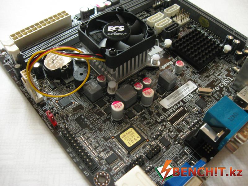 Система питания и охлаждение ECS NM70-I2