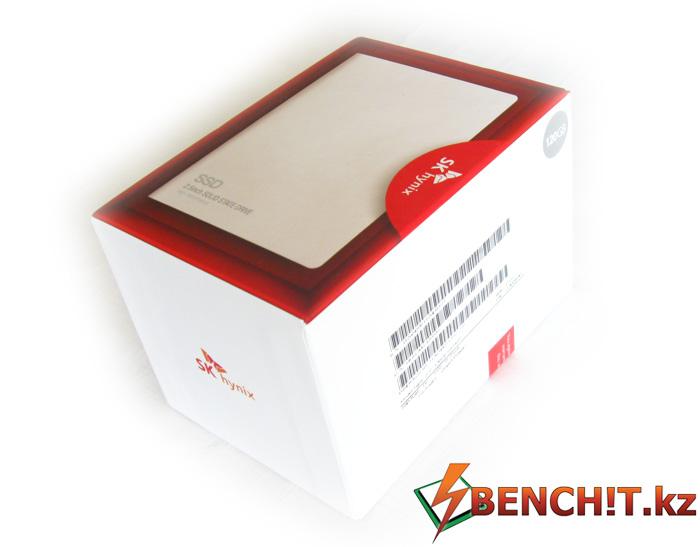 Обзор и тестирование SSD Hynix