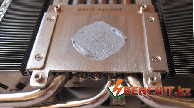 Система охлаждения Twin Frozr III