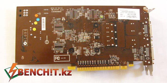 MSI GTX 650 Power Edition OC - внешний вид и охлаждение