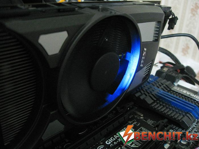 MSI N650 Power Edition OC