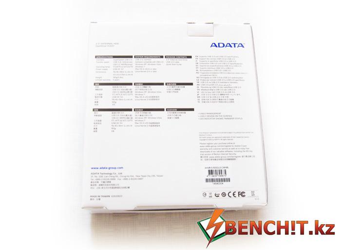 Обзор ADATA H610