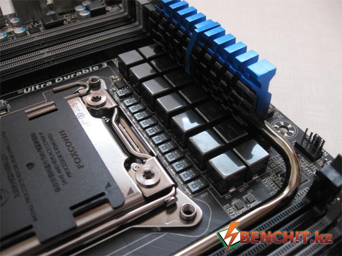 Система питания Gigabyte GA-X79-UD5