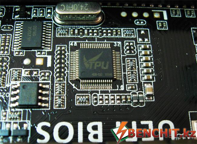 Контроллер VTPU позволяет осуществлять разгон из под операционной системы