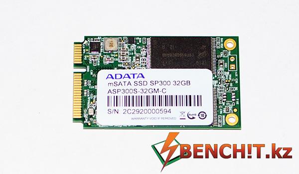 Тестирование ADATA Premier Pro SP300
