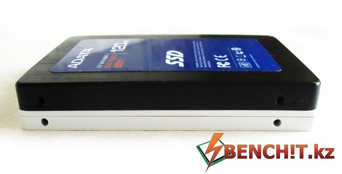 Обзор SSD Sk hynix SH 910 - внешний вид