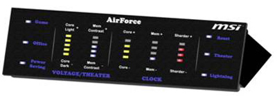 MSI AirforcePanel
