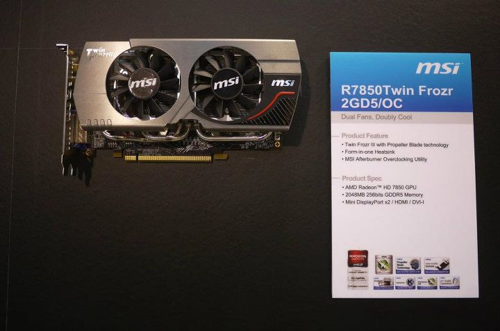 MSI R7850 Twin Frozr 2GB/OC
